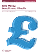 Extra Money for Disability and Ill Health